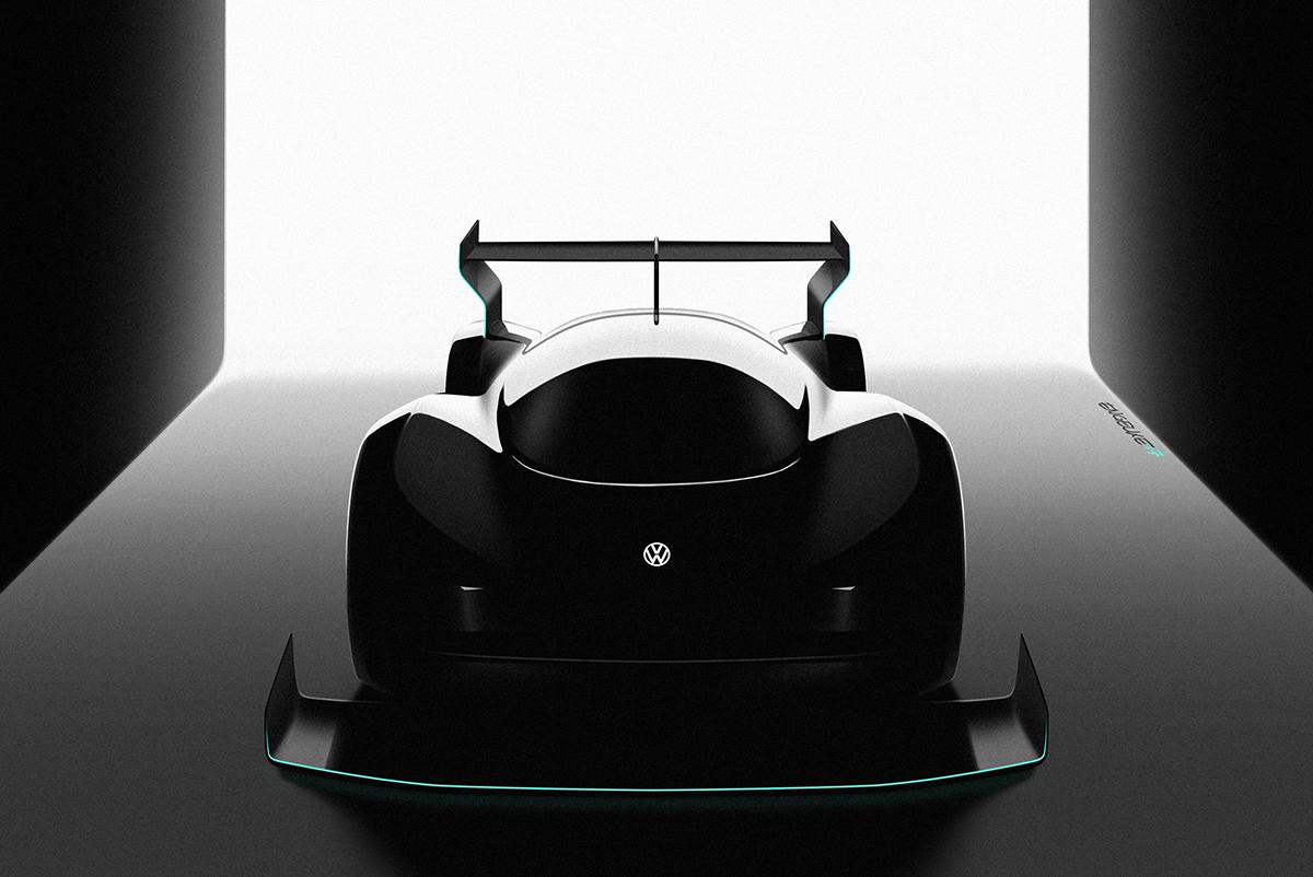 Volkswagen concepto eléctrico deportivo para Pikes Peak 2018