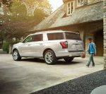 Ford Expedition 2018 posterior