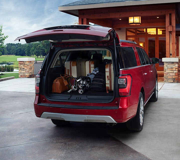 Ford Expedition 2018 cajuela