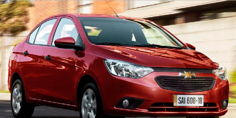 Chevrolet Aveo 2018 renovado llega a México: precios y versiones