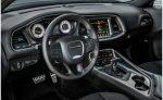 Dodge Challengert T/A 2018 en México - Interior