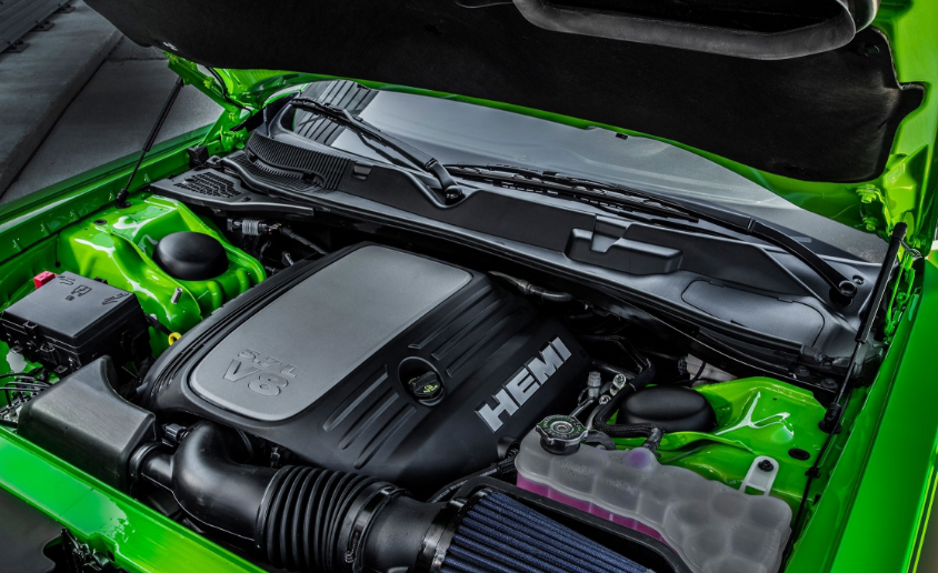 Dodge Challengert T/A 2018 en México - Motor
