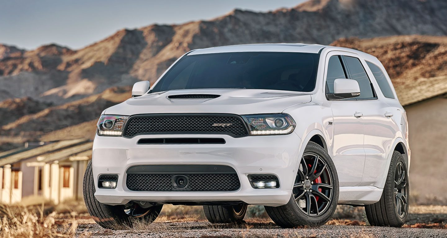 Dodge Durango RT 2018