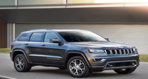 Jeep Grand Cherokee Sterling