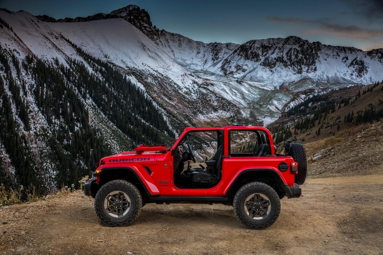 Jeep Wrangler 2018 Rubicon
