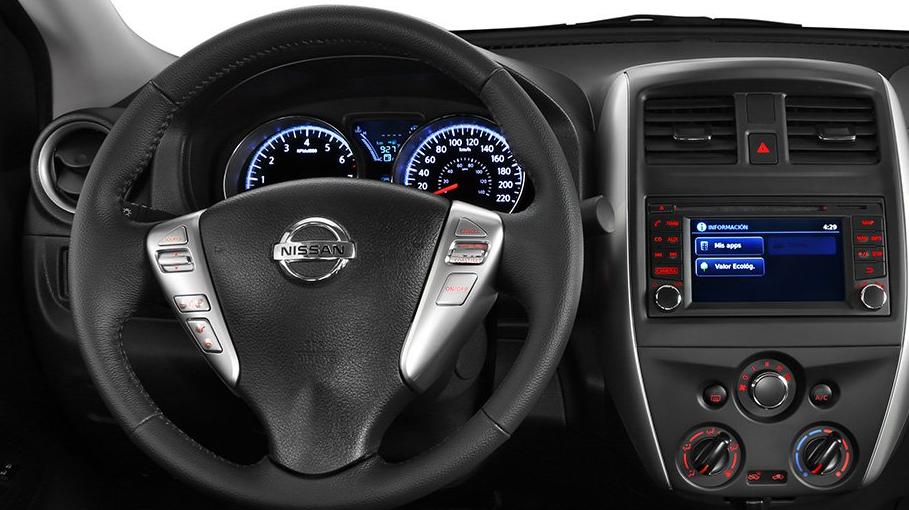 Nissan Versa 2018 4 Autos Actual M 233 Xico