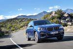 BMW X3 2018 en México frente en carretera