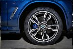 BMW X3 2018 en México Rines de radios dobles (estilo 699 M) de 20