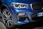 BMW X3 2018 en México nuevos faros frontales y antiniebla hexagonales