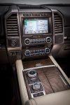 Nueva Ford Expedition 2018 en México pantalla touch navegación y Android Auto y Apple CarPlay