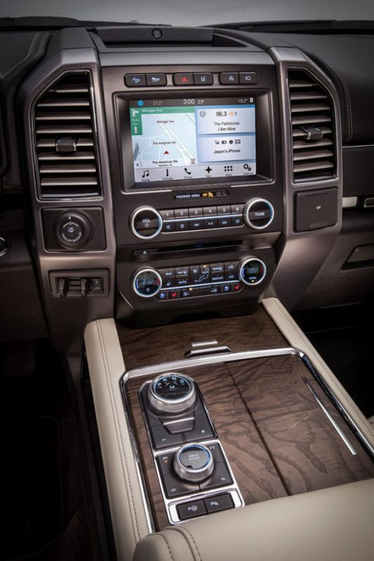 Ford SYNC 3 Update Brings Android Auto and Apple CarPlay ...