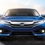 Honda Civic 2018  llega a México con nueva versión Touring y mayor tecnología