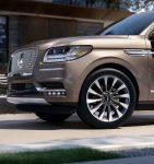 Lincoln Navigator 2018 México nuevos rines amplios