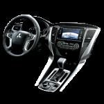 Mitsubishi Montero Sport 2018 volante