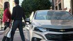 Chevrolet Cruze 2018 detalle frontal