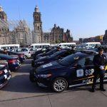 La CDMX tiene 100 nuevas patrullas híbridas Ford Fusion
