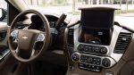 Chevrolet Tahoe 2018 interior controles