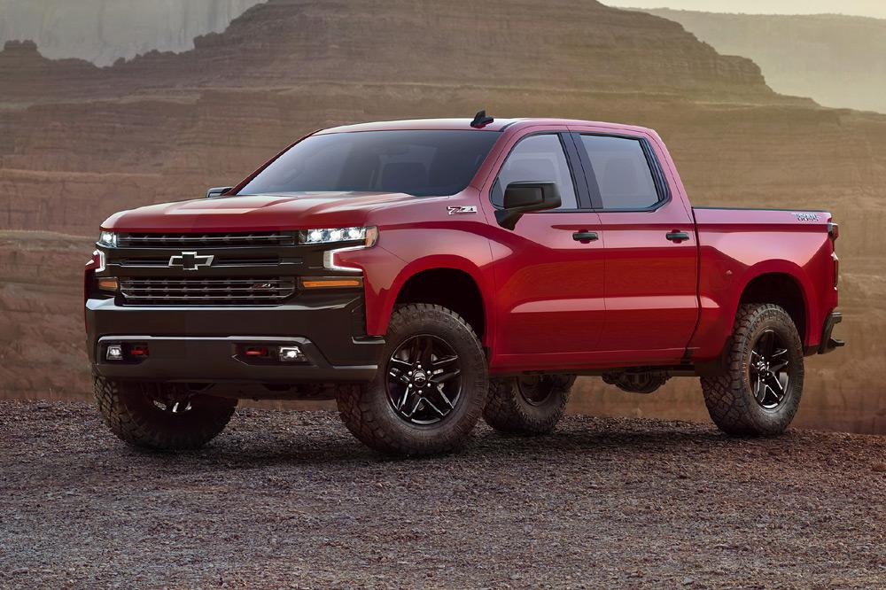 Chevrolet Cheyenne 2019 frontal - Autos Actual México