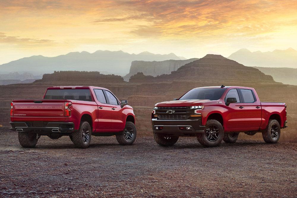 La nueva Chevrolet Cheyenne 2019 revelada oficialmente