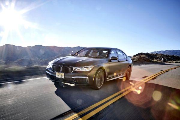 BMW m760 li-xDrive