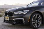 BMW m760 li-xDrive frente parrilla