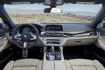 BMW m760 li-xDrive interior panel