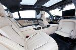 BMW m760 li-xDrive interior