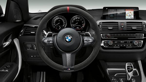 BMW M240iA Coupé M Performance Edition 2018 interior