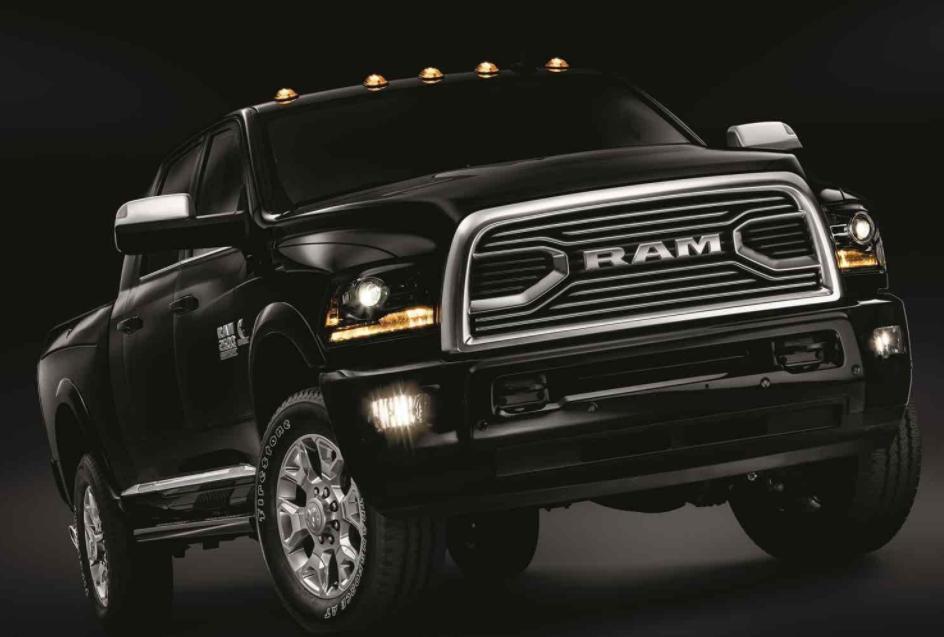 RAM 2500 HD Limited Tugsten Edition 2018
