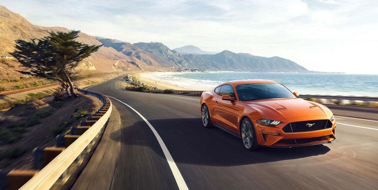 Ford Mustang 2018 playa