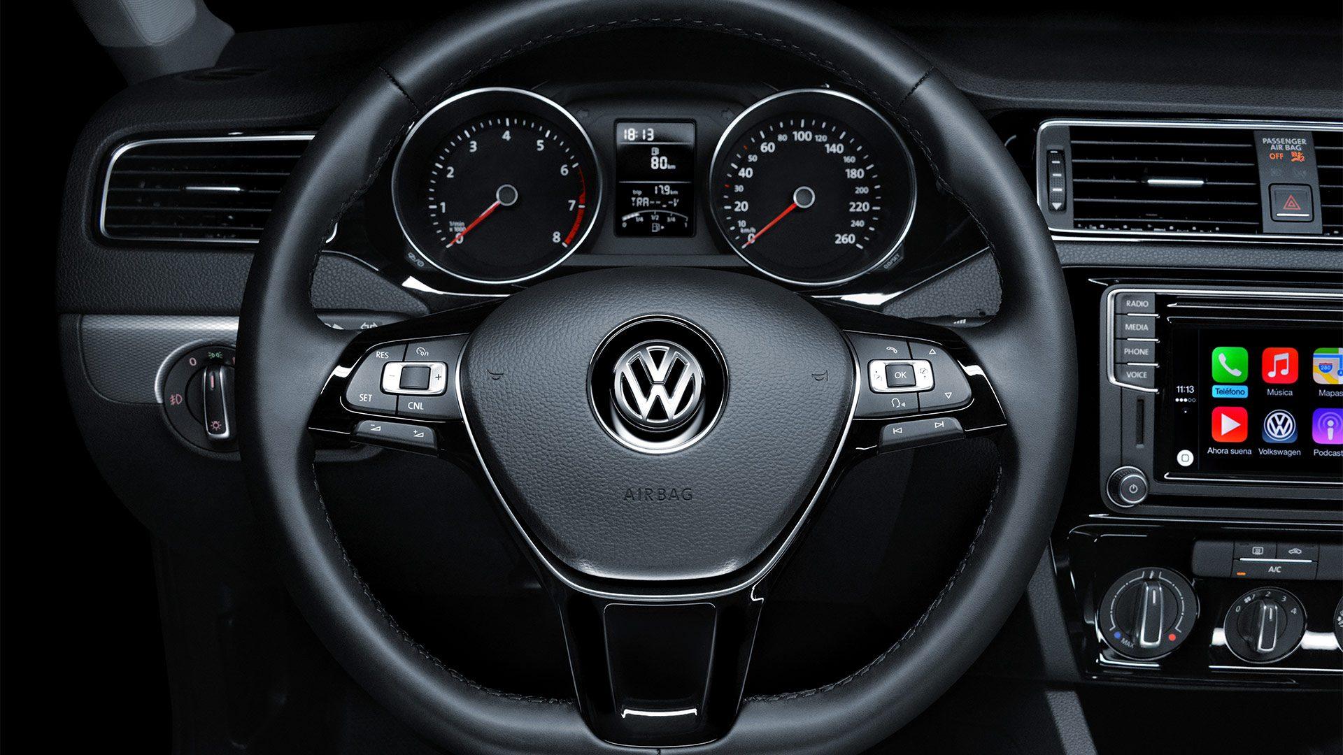 Volkswagen Jetta 2018 volante - Autos Actual México