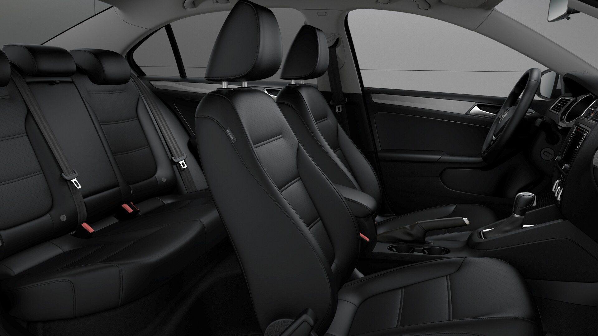 Volkswagen Jetta 2018 asientos