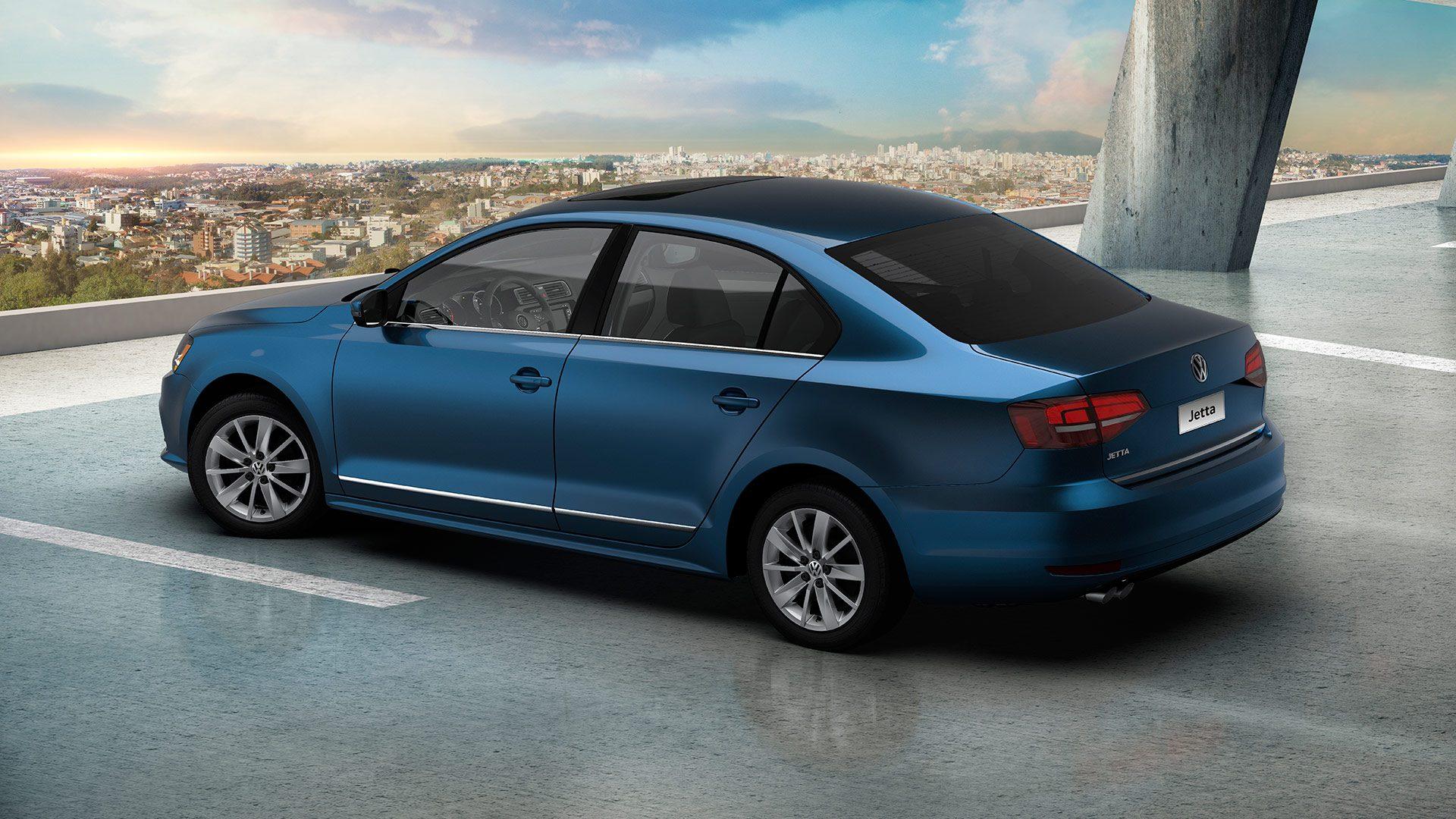Volkswagen Jetta 2018 posterior