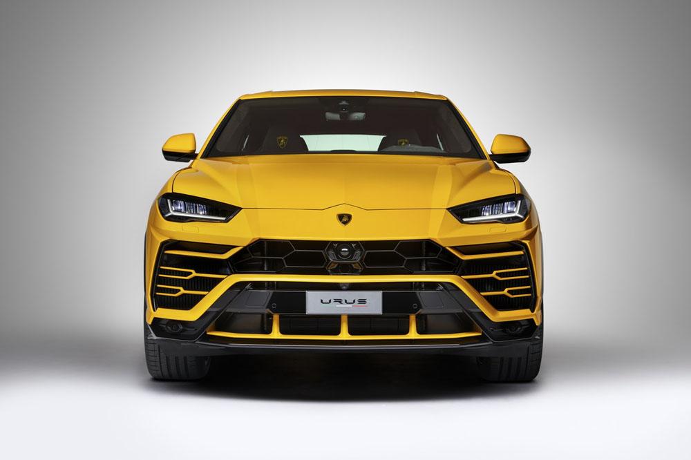 Lamborghini Urus frente