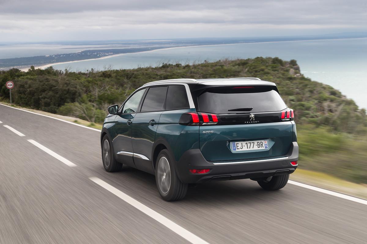 Peugeot 5008 2019 para México