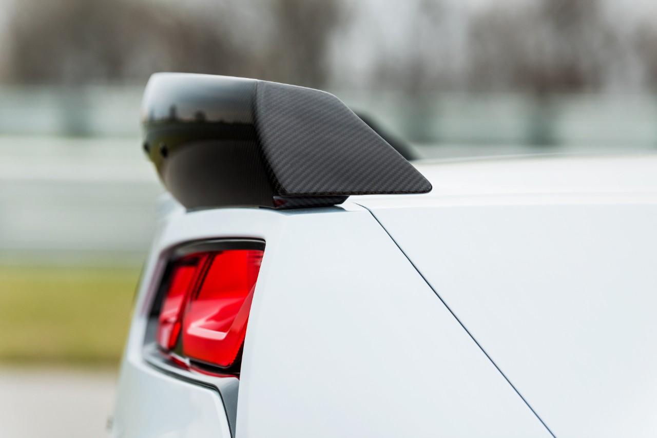 Chevrolet Corvette Carbon 65 Special Edition en México - spoiler especial carbon