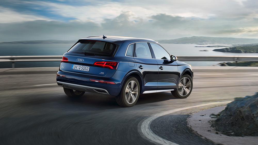 Audi Q5 2018 en México - exterior zaga