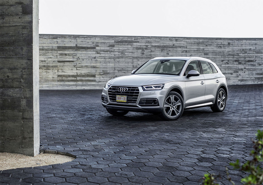 Audi Q5 Security 2018 en México