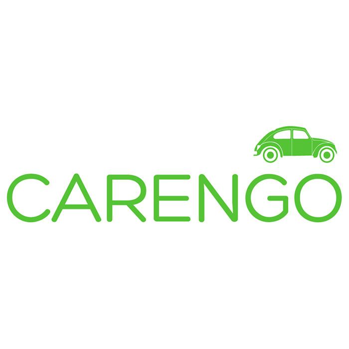 Carengo renta de autos particulares México logtipo