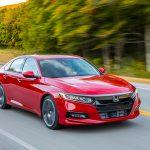 Honda Accord 2018 en México, precios y versiones
