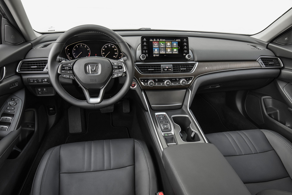 Honda Accord 2018 interiores