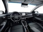 Kia Rio GT-Line 2018 habitáculo pantalla asientos con piel