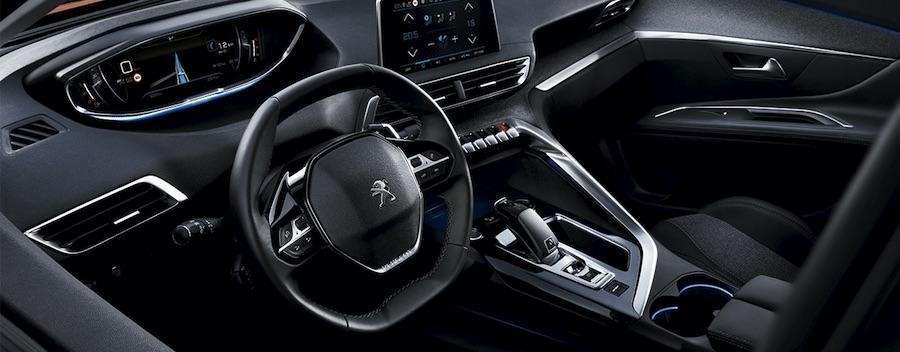 peugeot 3008 2019 en m xico interiores lujosos autos actual m xico. Black Bedroom Furniture Sets. Home Design Ideas
