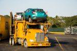 Toyota CH-R 2018 llegando a México en puerto - color verde en altura