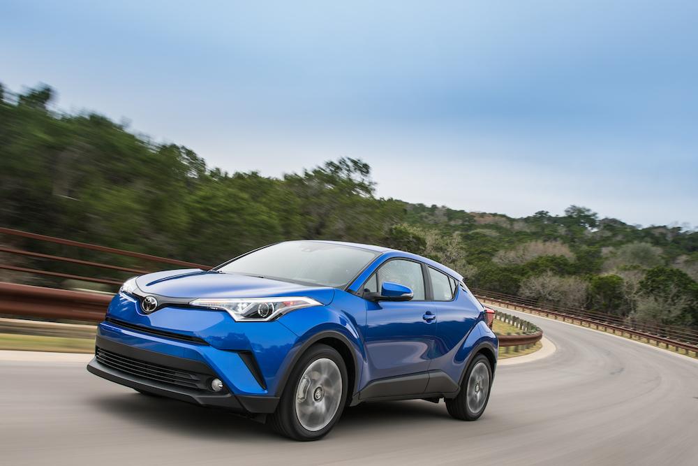 Toyota C-HR 2018 en México