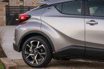 Toyota C-HR 2018 en México lateral faros y rines