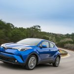 Toyota Prius c y C-HR 2018 llegan a México pronto
