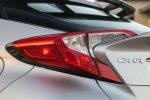 Toyota C-HR 2018 en México - exterior faros traseros