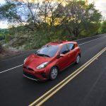 Toyota Prius C 2018 llega a México, precio y equipamiento