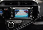 Toyota Prius C llega a México pantalla con cámara de reversa